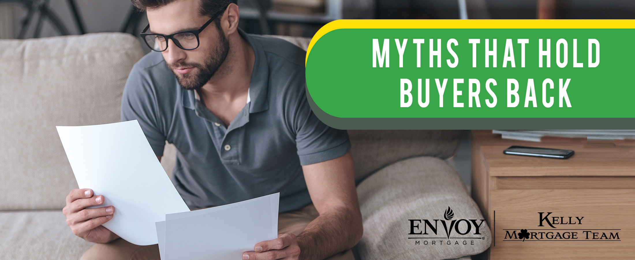 Myths that Hold Buyers Back