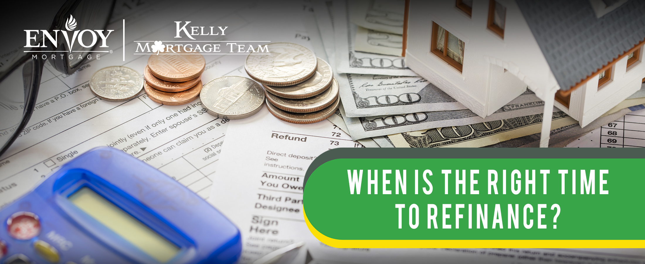 When is the Right Time to Refinance?